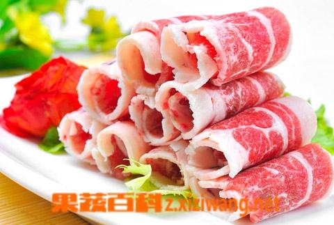 果蔬百科肥牛的营养价值 肥牛不能和什么一起吃